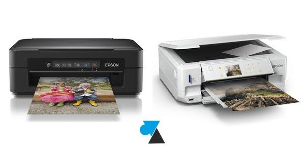 epson imprimante logiciel