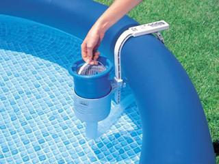 epurateur piscine hors sol intex