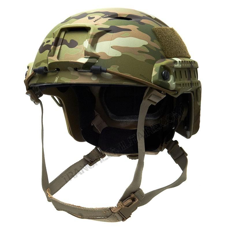 equipement casque airsoft