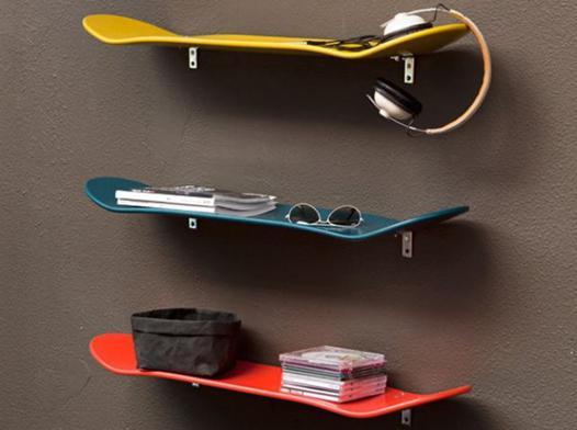etagere skateboard