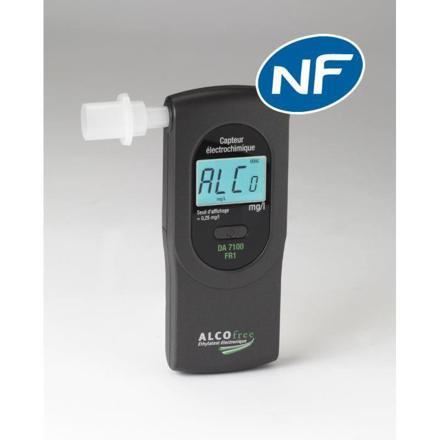 ethylotest electronique certifié nf