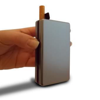 etui à cigarette design