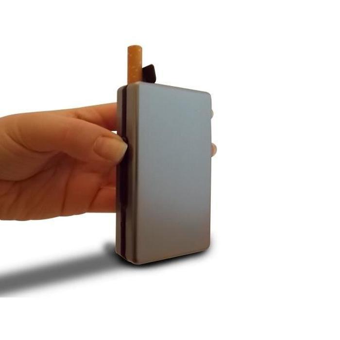 etui cigarette automatique