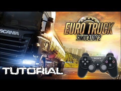 euro truck sur ps3