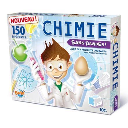 experience chimie sans danger