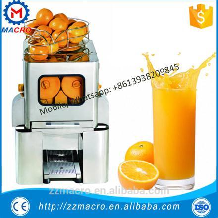 extracteur de jus orange entiere
