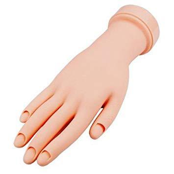 fausse main pour manucure