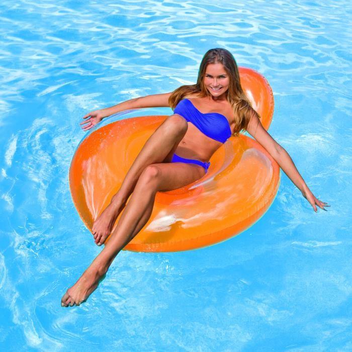 fauteuil de piscine gonflable