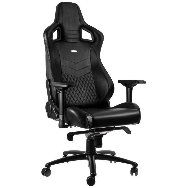 fauteuil gamer cuir