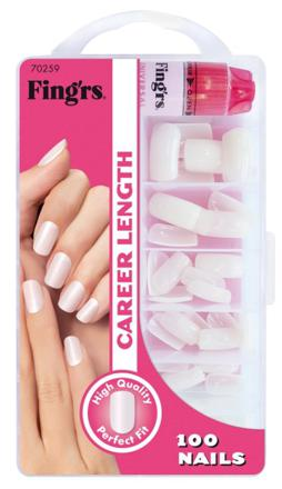 faux ongles fing rs