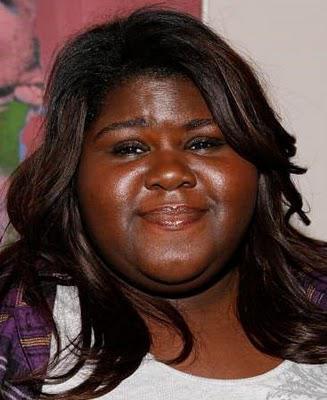 femme noire grosse