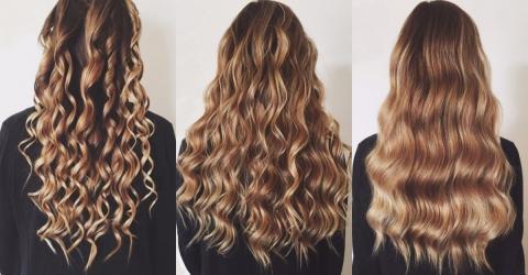 fer a boucler cheveux