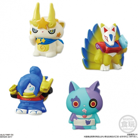 figurine yo kai watch