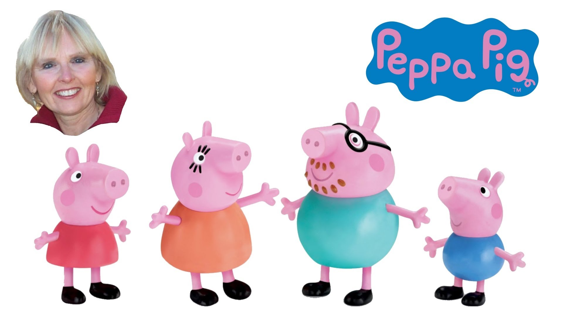 figurines de peppa pig