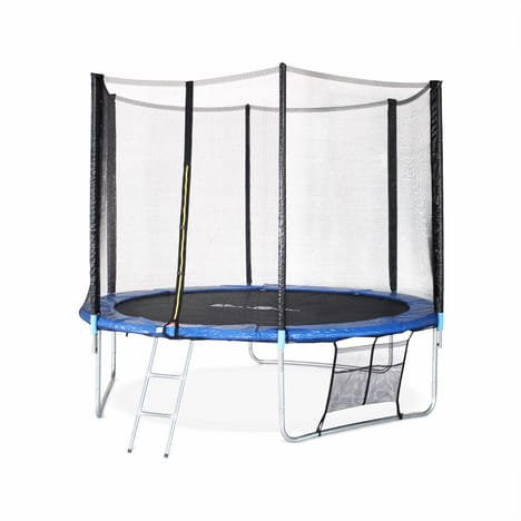 filet trampoline alice garden