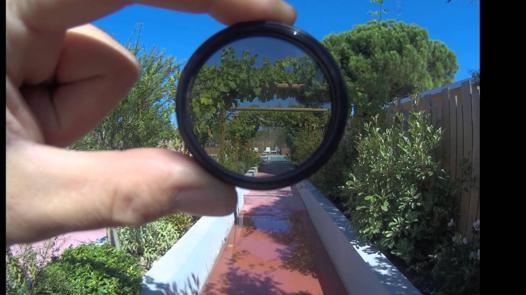 filtre uv ou polarisant