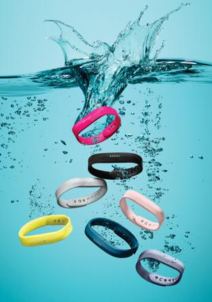 fitbit charge 2 natation