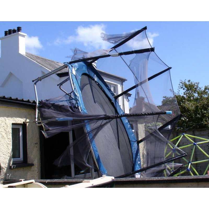 fixation trampoline