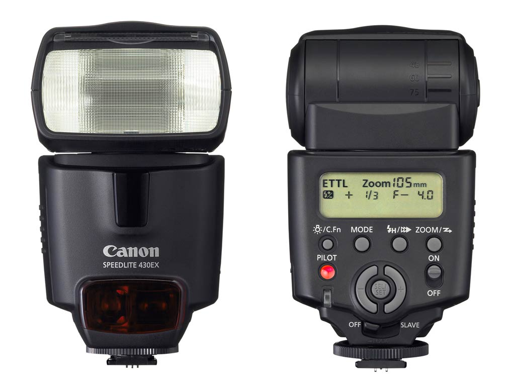 flash speedlite canon