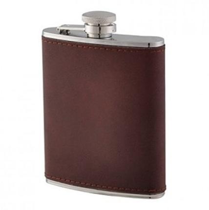 flasque cuir