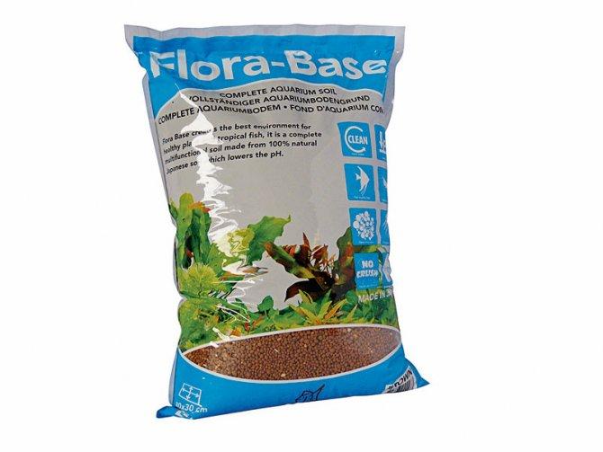 flora base