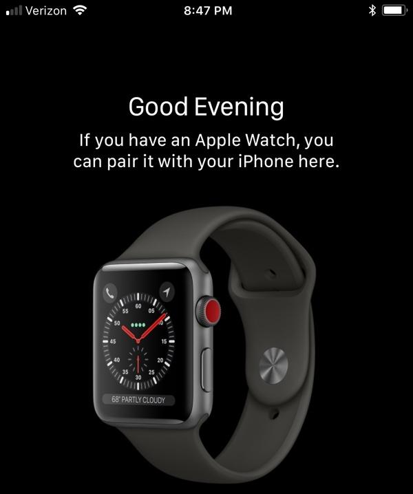 fond ecran apple watch