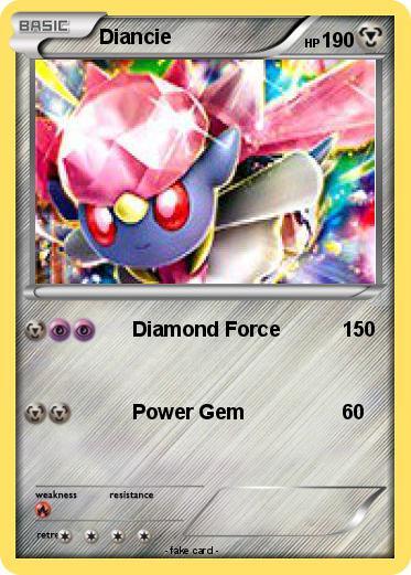 force pokemon diamant