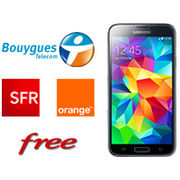 forfait galaxy s5