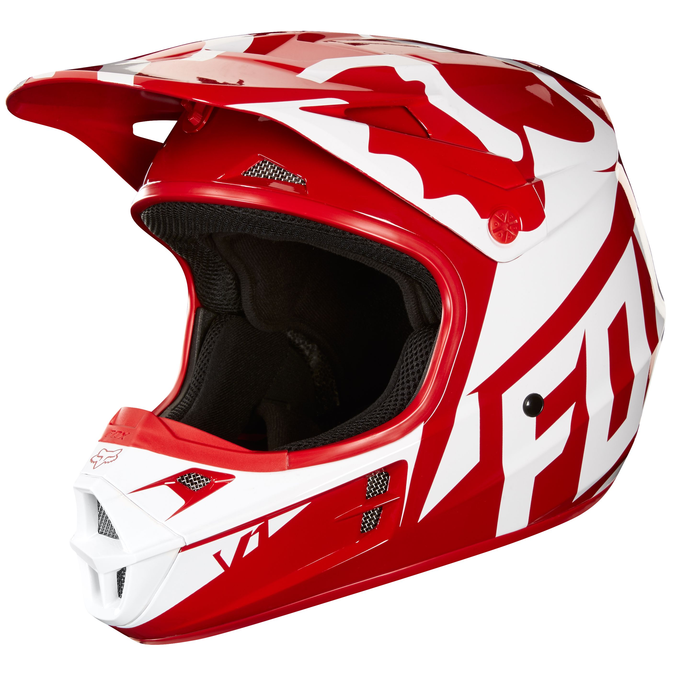 fox casque
