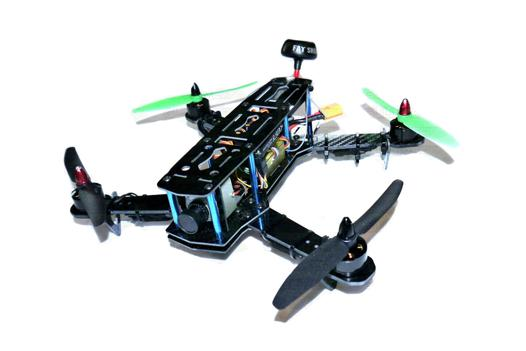 fpv drone racer