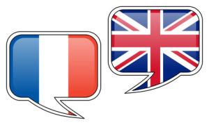francais en anglais