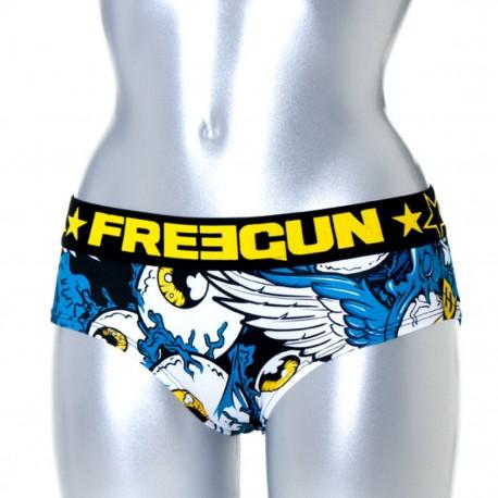 freegun femme boxer