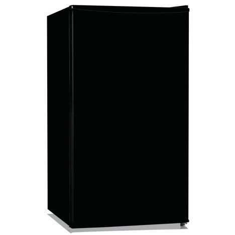 frigo table top noir