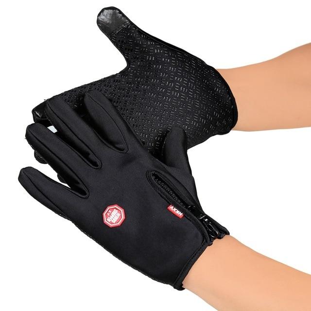 gants moto etanche