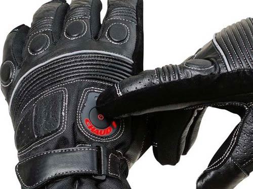 gants moto hiver chauffant