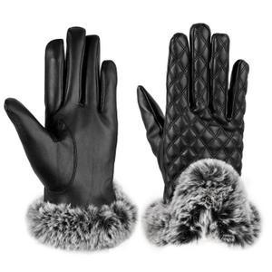 gants tactiles femme pas cher