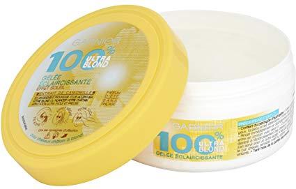 garnier 100 ultra blond gelée eclaircissante
