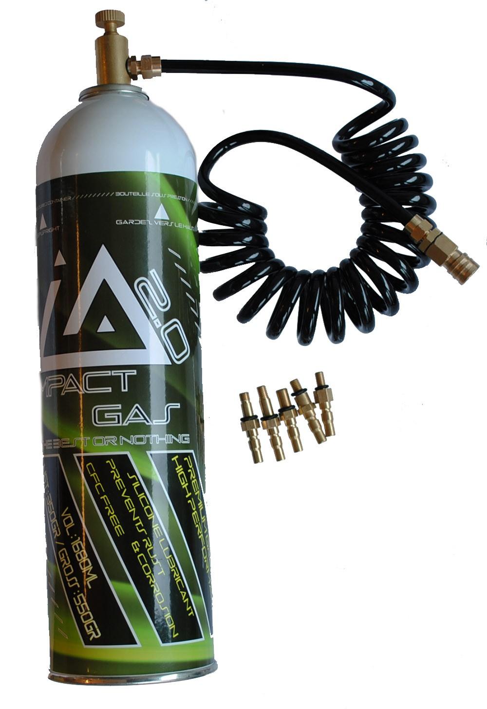 gaz pour airsoft