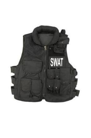 gilet airsoft swat