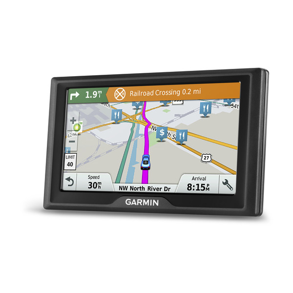 gps garmin ne charge plus