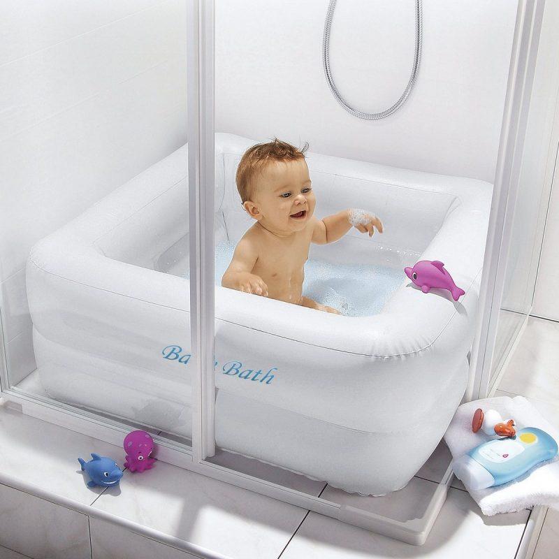 grande baignoire bébé pour douche