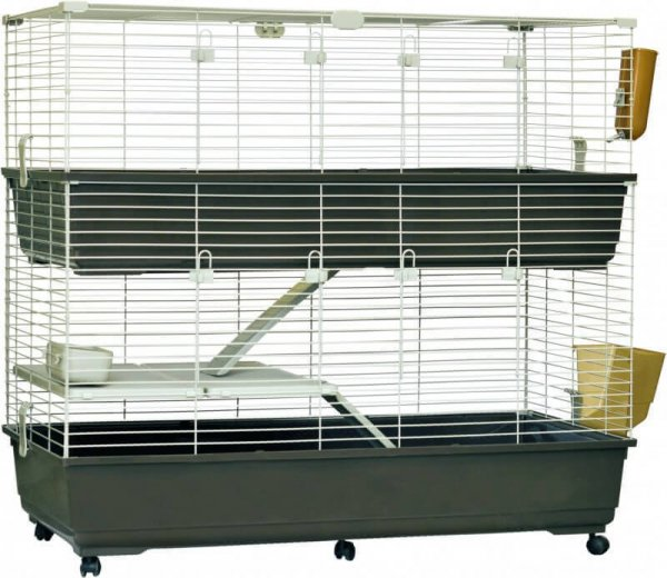 grande cage a lapin pas cher