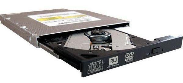 graveur dvd pc portable