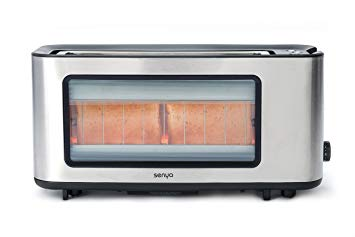 grille pain baguette fente extra large