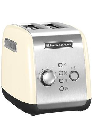 grille pain kitchenaid creme