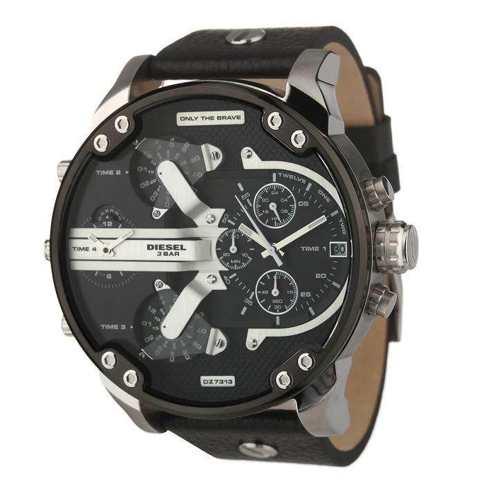 grosse montre diesel homme