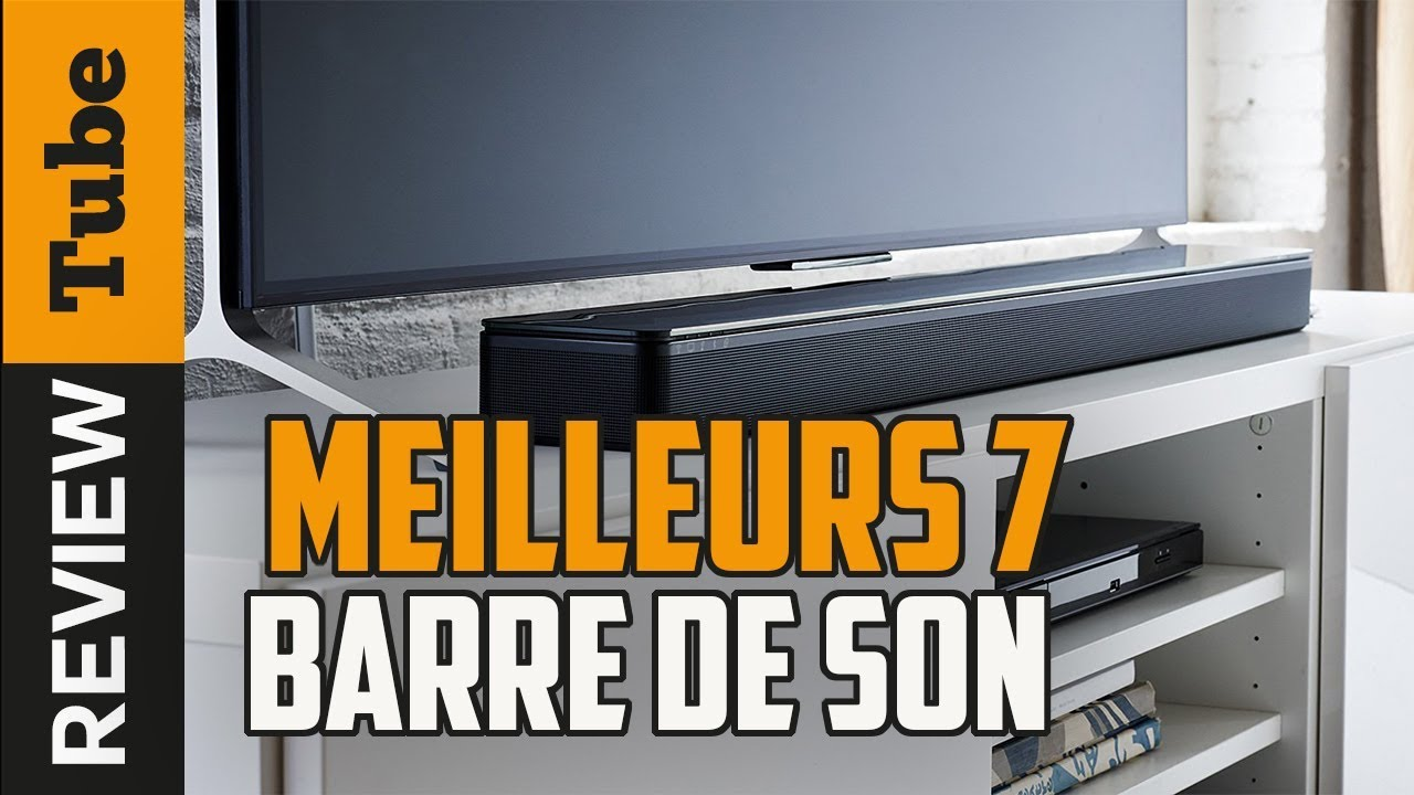 guide  barre de son