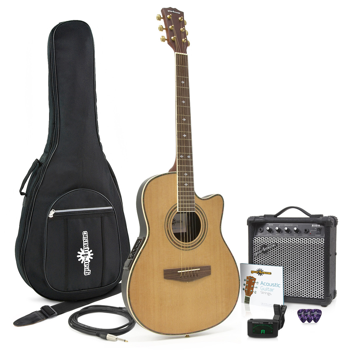 guitare electro acoustique kit