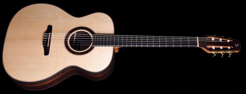 guitare folk corde nylon