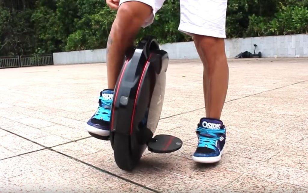 gyro roue electrique